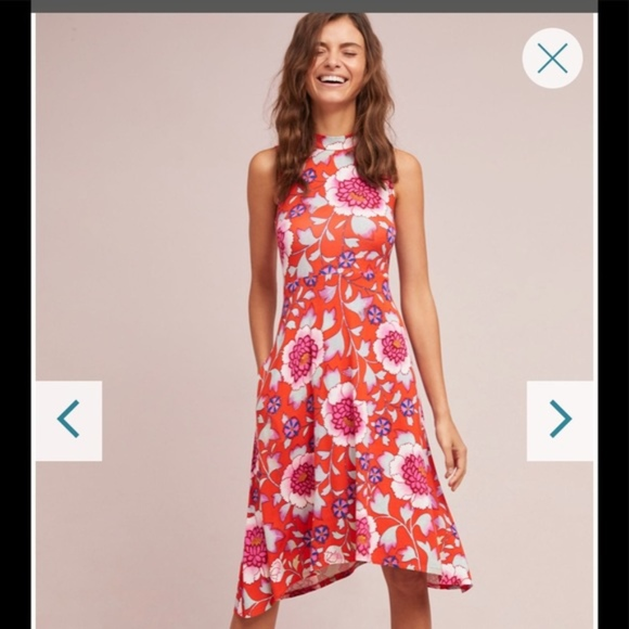 26f7573403e7 Anthropologie Dresses | Nwt Maeve Cleary Dress | Poshmark